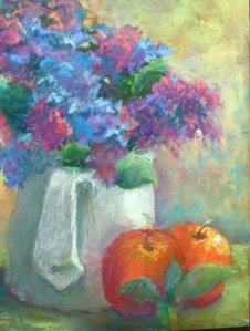Zucaro - Redo Of Lilacs Apples