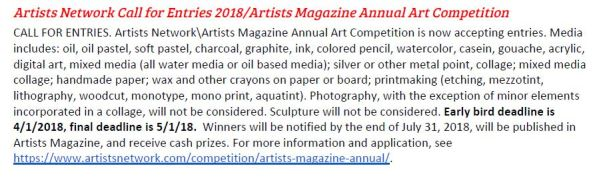 2018_2_Call For Artists Elk Grove1